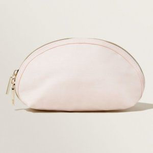 Seed Heritage Pink Small Cosmetics Case Pouch Bag
